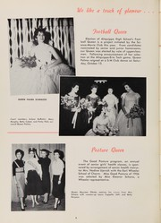 Page 12, 1957 Edition, Aliquippa High School - Quippian Yearbook (Aliquippa, PA) online yearbook collection