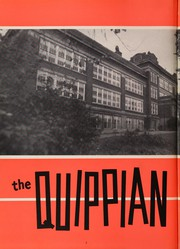 Page 6, 1957 Edition, Aliquippa High School - Quippian Yearbook (Aliquippa, PA) online yearbook collection