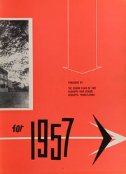 Page 7, 1957 Edition, Aliquippa High School - Quippian Yearbook (Aliquippa, PA) online yearbook collection