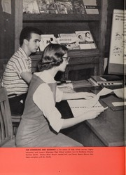 Page 8, 1957 Edition, Aliquippa High School - Quippian Yearbook (Aliquippa, PA) online yearbook collection