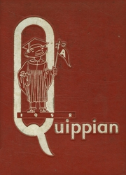 Aliquippa High School - Quippian Yearbook (Aliquippa, PA) online yearbook collection, 1958 Edition, Page 1
