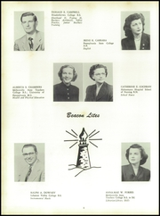 Page 10, 1953 Edition, Solanco High School - Southern Lites Yearbook (Quarryville, PA) online yearbook collection
