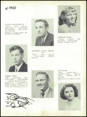 Page 15, 1953 Edition, Solanco High School - Southern Lites Yearbook (Quarryville, PA) online yearbook collection