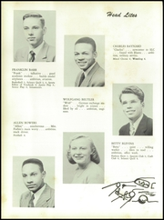 Page 16, 1953 Edition, Solanco High School - Southern Lites Yearbook (Quarryville, PA) online yearbook collection