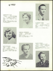 Solanco High School - Southern Lites Yearbook (Quarryville, PA) online yearbook collection, 1953 Edition, Page 25