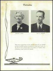 Page 6, 1953 Edition, Solanco High School - Southern Lites Yearbook (Quarryville, PA) online yearbook collection