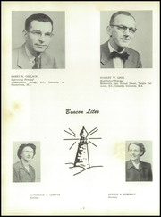 Page 8, 1953 Edition, Solanco High School - Southern Lites Yearbook (Quarryville, PA) online yearbook collection