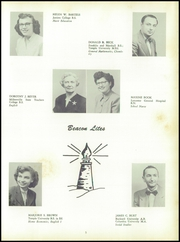 Page 9, 1953 Edition, Solanco High School - Southern Lites Yearbook (Quarryville, PA) online yearbook collection
