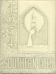 Solanco High School - Southern Lites Yearbook (Quarryville, PA) online yearbook collection, 1954 Edition, Page 1
