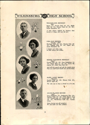 Page 13, 1922 Edition, Wilkinsburg High School - Annual Yearbook (Wilkinsburg, PA) online yearbook collection