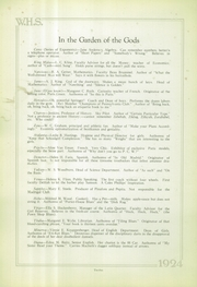 Page 12, 1924 Edition, Wilkinsburg High School - Annual Yearbook (Wilkinsburg, PA) online yearbook collection