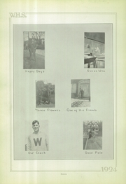 Page 16, 1924 Edition, Wilkinsburg High School - Annual Yearbook (Wilkinsburg, PA) online yearbook collection