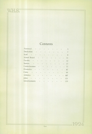 Page 4, 1924 Edition, Wilkinsburg High School - Annual Yearbook (Wilkinsburg, PA) online yearbook collection