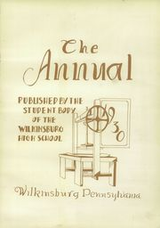 Page 7, 1930 Edition, Wilkinsburg High School - Annual Yearbook (Wilkinsburg, PA) online yearbook collection