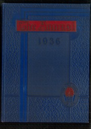 1936 Edition, Wilkinsburg High School - Annual Yearbook (Wilkinsburg, PA)