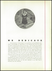 Page 9, 1941 Edition, Wilkinsburg High School - Annual Yearbook (Wilkinsburg, PA) online yearbook collection