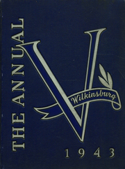 Page 1, 1943 Edition, Wilkinsburg High School - Annual Yearbook (Wilkinsburg, PA) online yearbook collection