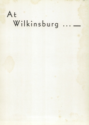 Page 5, 1943 Edition, Wilkinsburg High School - Annual Yearbook (Wilkinsburg, PA) online yearbook collection