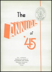 Page 5, 1945 Edition, Wilkinsburg High School - Annual Yearbook (Wilkinsburg, PA) online yearbook collection