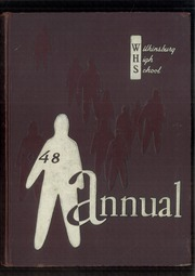 1948 Edition, Wilkinsburg High School - Annual Yearbook (Wilkinsburg, PA)