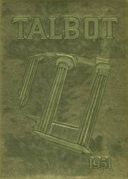 1951 Edition, Hampton High School - Talbot Yearbook (Allison Park, PA)