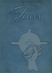1954 Edition, Hampton High School - Talbot Yearbook (Allison Park, PA)