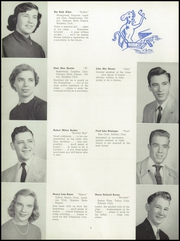 Page 12, 1954 Edition, Hampton High School - Talbot Yearbook (Allison Park, PA) online yearbook collection