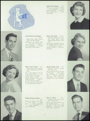 Page 13, 1954 Edition, Hampton High School - Talbot Yearbook (Allison Park, PA) online yearbook collection