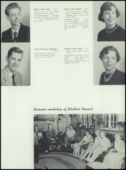 Page 15, 1954 Edition, Hampton High School - Talbot Yearbook (Allison Park, PA) online yearbook collection