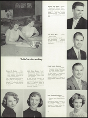 Page 16, 1954 Edition, Hampton High School - Talbot Yearbook (Allison Park, PA) online yearbook collection