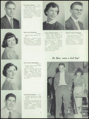 Page 17, 1954 Edition, Hampton High School - Talbot Yearbook (Allison Park, PA) online yearbook collection