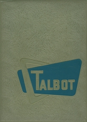 1955 Edition, Hampton High School - Talbot Yearbook (Allison Park, PA)