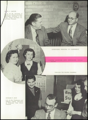 Page 13, 1955 Edition, Hampton High School - Talbot Yearbook (Allison Park, PA) online yearbook collection