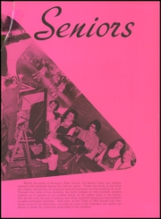 Page 15, 1955 Edition, Hampton High School - Talbot Yearbook (Allison Park, PA) online yearbook collection