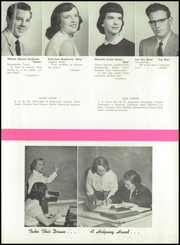 Page 17, 1955 Edition, Hampton High School - Talbot Yearbook (Allison Park, PA) online yearbook collection