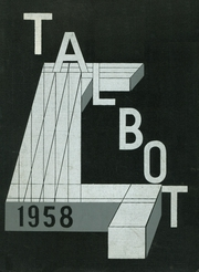 1958 Edition, Hampton High School - Talbot Yearbook (Allison Park, PA)