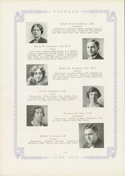 Page 14, 1928 Edition, Harris High School - Pioneer Yearbook (Harrisburg, PA) online yearbook collection