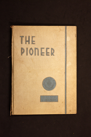 Page 1, 1935 Edition, Harris High School - Pioneer Yearbook (Harrisburg, PA) online yearbook collection