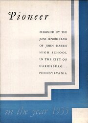 Page 7, 1935 Edition, Harris High School - Pioneer Yearbook (Harrisburg, PA) online yearbook collection