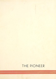 Page 5, 1937 Edition, Harris High School - Pioneer Yearbook (Harrisburg, PA) online yearbook collection