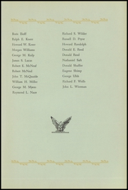 Page 11, 1945 Edition, Harris High School - Pioneer Yearbook (Harrisburg, PA) online yearbook collection