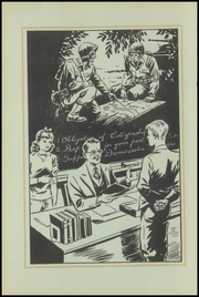 Page 14, 1945 Edition, Harris High School - Pioneer Yearbook (Harrisburg, PA) online yearbook collection