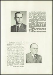 Page 15, 1951 Edition, Spring Grove High School - Forge Yearbook (Spring Grove, PA) online yearbook collection