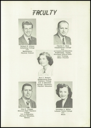 Page 17, 1951 Edition, Spring Grove High School - Forge Yearbook (Spring Grove, PA) online yearbook collection