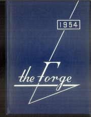 Page 1, 1954 Edition, Spring Grove High School - Forge Yearbook (Spring Grove, PA) online yearbook collection