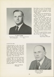 Page 16, 1954 Edition, Spring Grove High School - Forge Yearbook (Spring Grove, PA) online yearbook collection