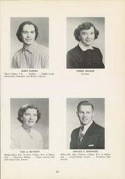Page 17, 1954 Edition, Spring Grove High School - Forge Yearbook (Spring Grove, PA) online yearbook collection