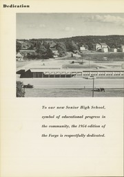 Page 6, 1954 Edition, Spring Grove High School - Forge Yearbook (Spring Grove, PA) online yearbook collection