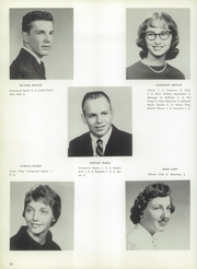 Page 16, 1960 Edition, Spring Grove High School - Forge Yearbook (Spring Grove, PA) online yearbook collection