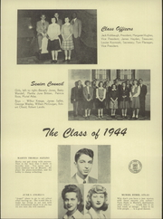 Page 16, 1944 Edition, Meyers High School - Colophon Yearbook (Wilkes Barre, PA) online yearbook collection